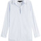 Embellished cotton shirt