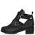ARABEL2 Cut Out Boots - Flat Boots - Topshop