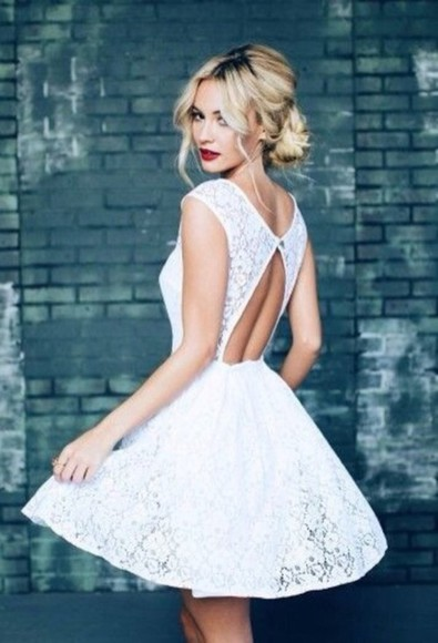 short short dress lace dress prom dress white prom dress short white dress short prom dress short lace dress white dress