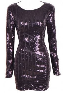 Open back olivia dress