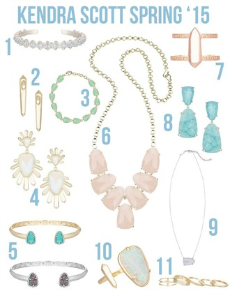 life with emily blogger jewels pastel