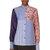roksanda ilincic blue silk multi_print lorrimore shirt