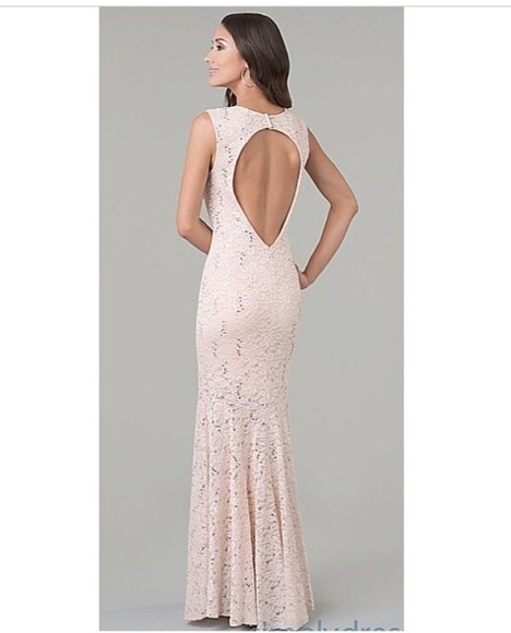 dress lace dress prom dress backless dress backless prom dresses long prom dress pink pink dress long pink dress