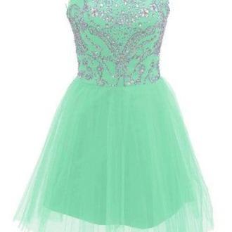 dress teal dress terqouise homecoming dress