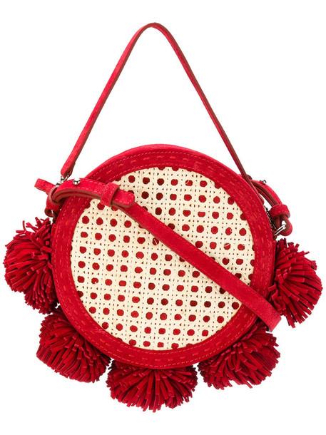 Mehry Mu women bag suede red