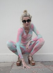 pastel,dress