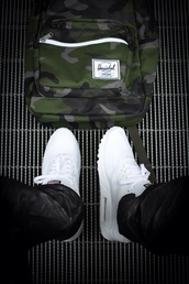 bag,backpack,herschel supply co.,camouflage