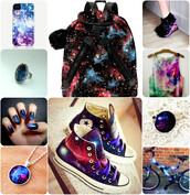 bag,galaxy heels,galaxy print,galaxy bike,galaxy nails,galaxy chain,iphone,iphone case,galaxy ring,galaxy tank,galaxy tank top,shoes,bookbag,bike,heels,tank top,nails,ring,galaxy converse,jewelry,shirt,jewels,nail polish,phone cover,backpack,purple,galaxy top