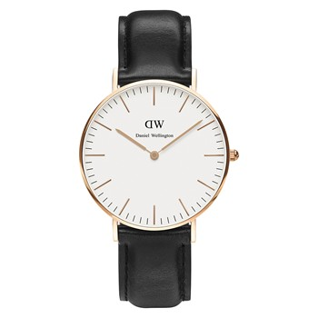 Montre Classic Sheffield Lady Or rose - Daniel Wellington - Ref: 1416074 | Brandalley