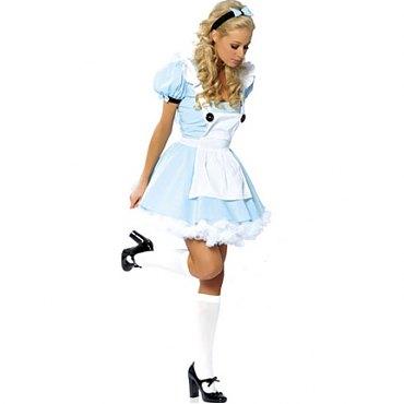 Alice in wonderland costume / fairytale costumes