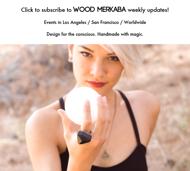 Shop - Wood Merkaba Healing Arts