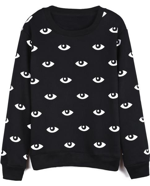 Eye see sweatshirt