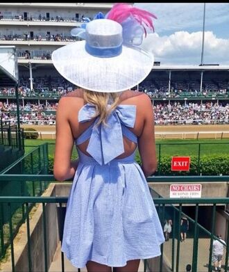 dress baby blue baby blue dress open back open back dresses short short dress coachella coachella dress casual dress summer dress cute cute dress girly girly dress pastel blue kawaii bow in the back bow short casual dresses cute summer dresses kawaii dress