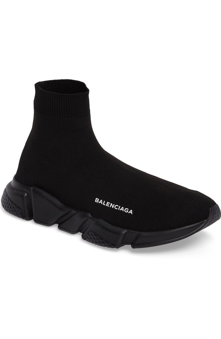 5d00dfd09e Balenciaga Speed High Slip-On (Men)
