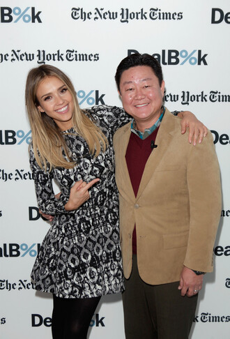 dress jessica alba short dress mini dress long sleeve dress patterned dress