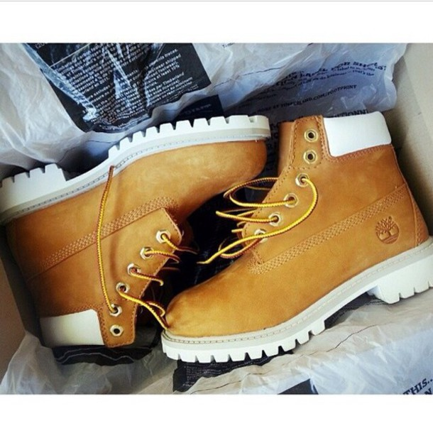 Timberlands Timberlands Boots Black White Wheretoget