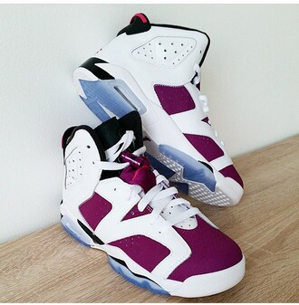 shoes air jordan 6 jordan js js 6 burgundy white sneakers sneakers addict addict to shoes baskets chaussures blue air jordan shoes addict