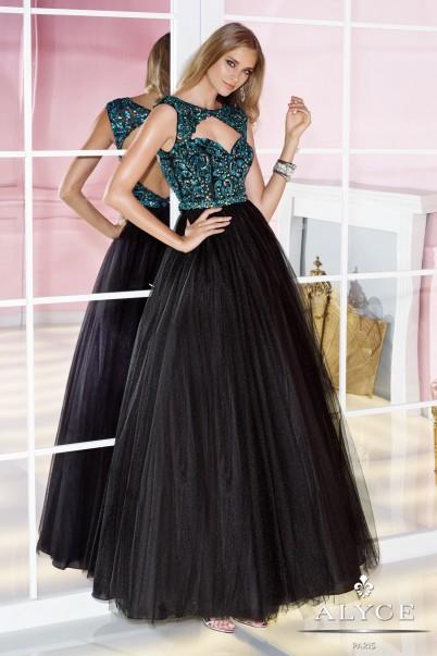 Alyce Prom Dress Style #6217