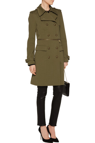 coat military style winter coat