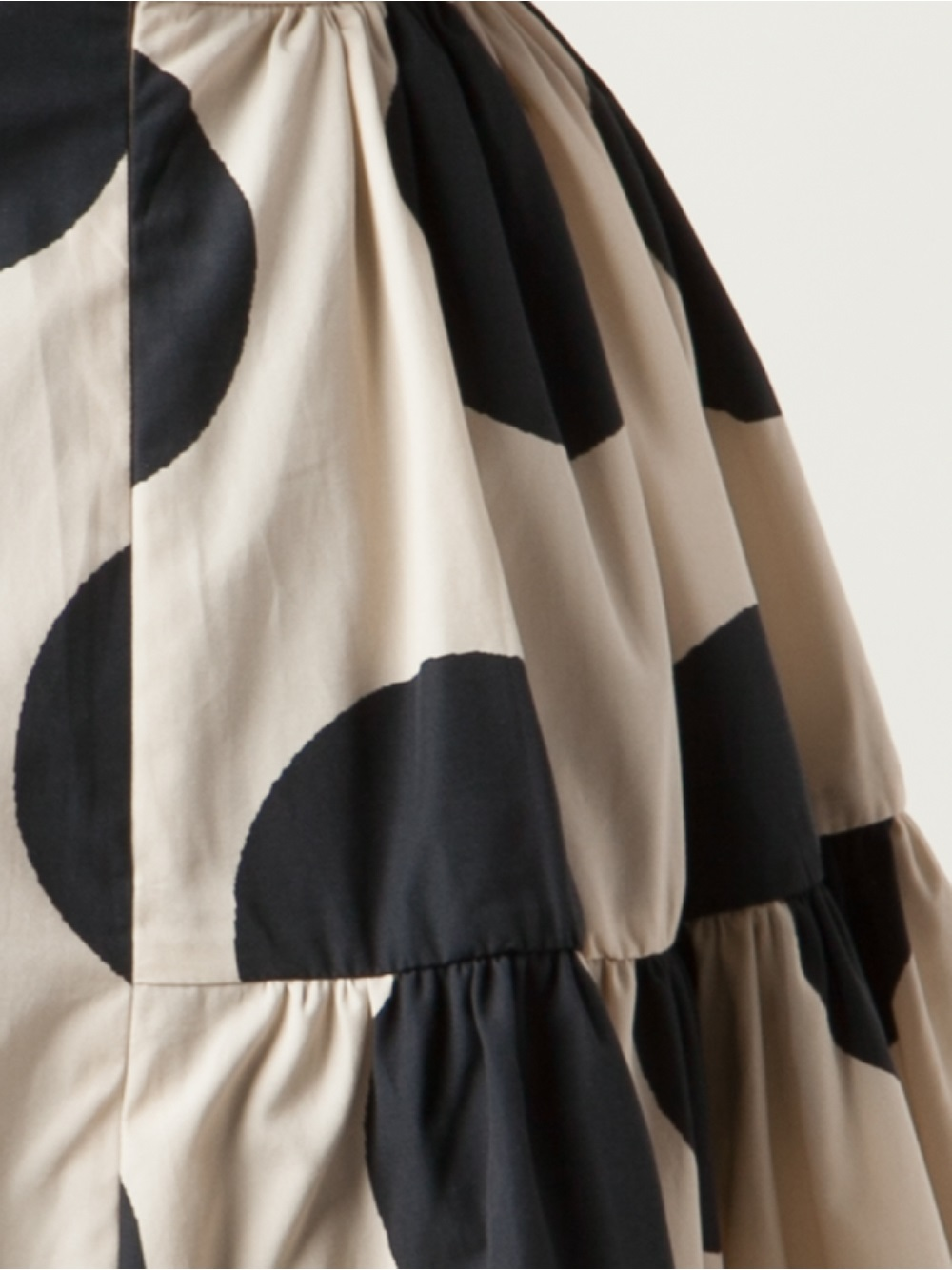 Marni Polka Dot Skirt - Capitol - Farfetch.com