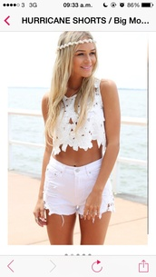 shorts,amazing,white,t-shirt,tank top