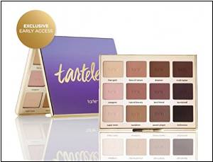 Amazon.com : Tarte Tartelette Amazonian Clay Matte Eyeshadow Palette (Limited Edition) : Beauty