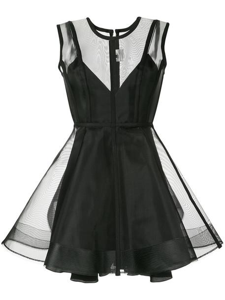 dress women brooklyn black