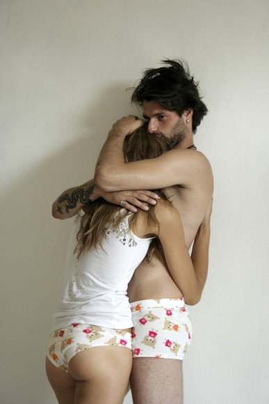 underwear couple gift couple underwear matching adorable love this! anything similiar .