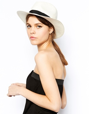 Warehouse | Warehouse Panama Hat at ASOS