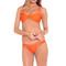 Luli fama verano de rumba criss cross bikini top