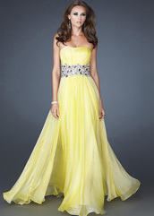 dress,prom dress,party dress,long prom dress,yellow prom dresses