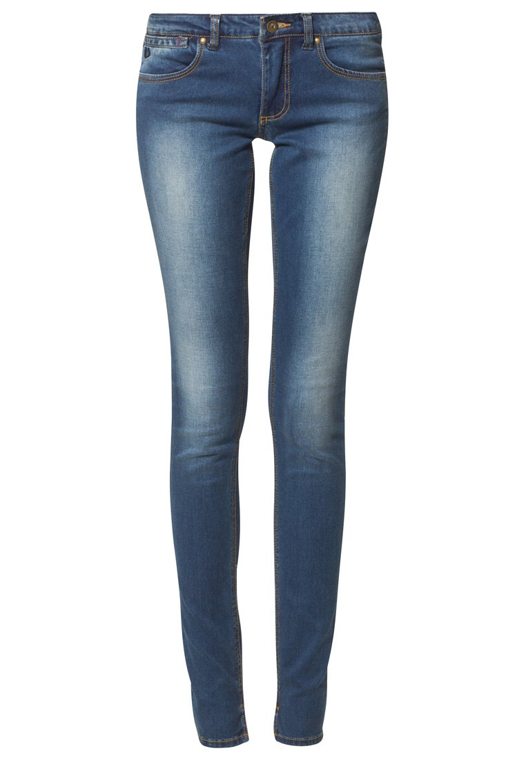 Vero Moda GAMBLER - Jeans Slim Fit - denim - Zalando.de