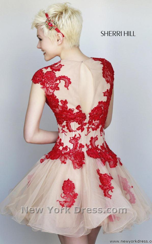 Sherri hill 11153 dress