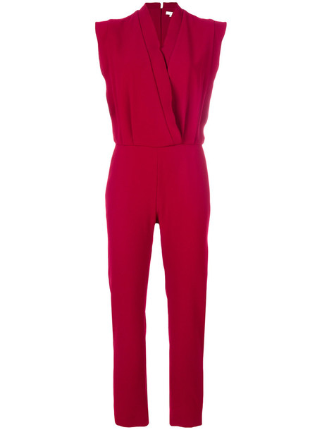 Iro jumpsuit women purple pink