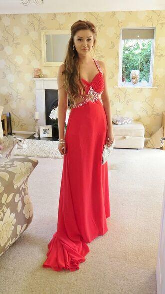 dress red dress pink dress prom dress prom gown prom dresses /graduation dress .party dress prom /evening /graduation dress