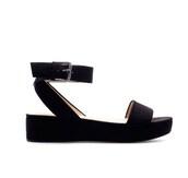 shoes,flatforms,flat,sandals,ankle strap,flatform sandals