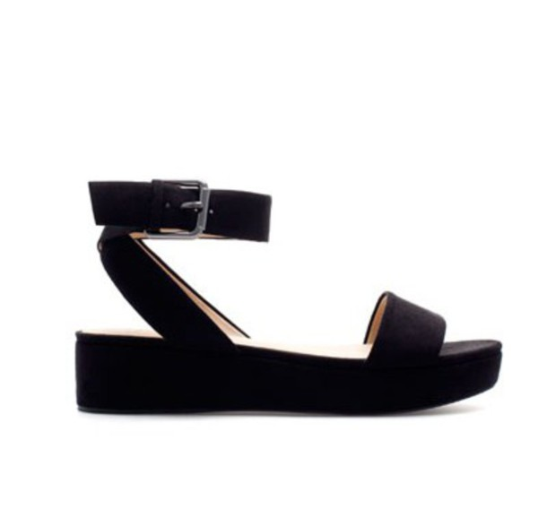shoes, flatforms, flat, sandals, ankle