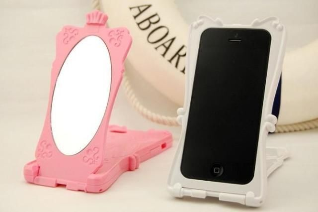 Fantasy Anna Sui Magic Mirror Stand Flip Case Cover for iPhone 5 5g Retro Luxury | eBay