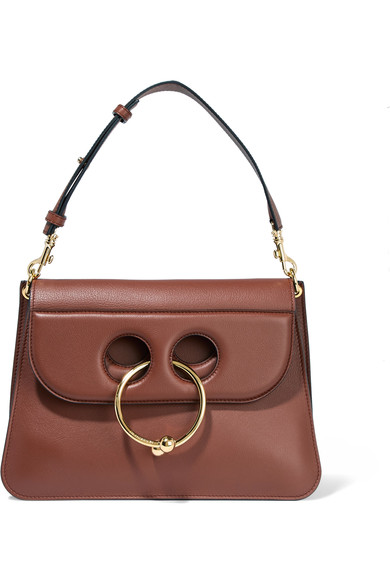 J.W.Anderson - Pierce medium leather shoulder bag