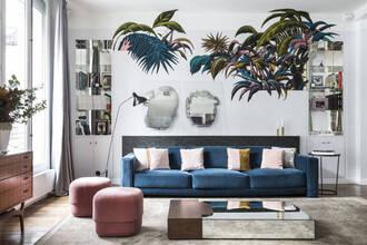 home accessory home decor home furniture velvet sofa chair