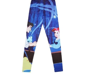 pants disney clothes leggings the little mermaid disney princess