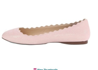 shoes flats back to school girly prep pink cute