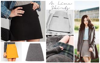 these days blogger skirt