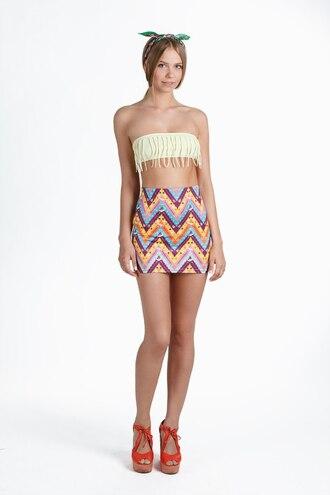 skirt sexy skirt sexy mini skirt printed skirt ornament tribal skirt tribe skirt high waisted skirt tribal pattern