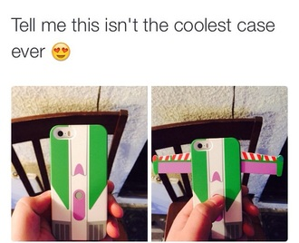 phone case buzz lightyear