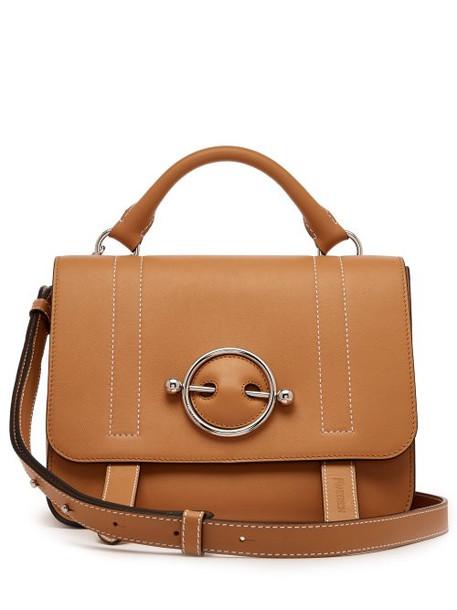 satchel bag satchel bag leather tan