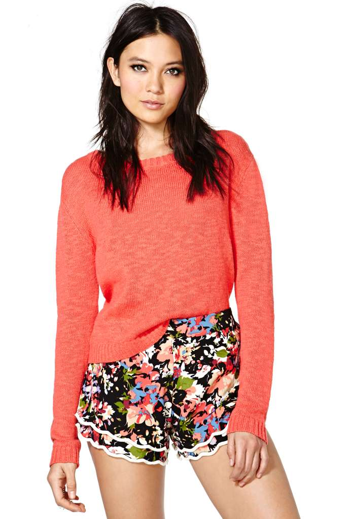 New Bloom Shorts | Shop Sale at Nasty Gal