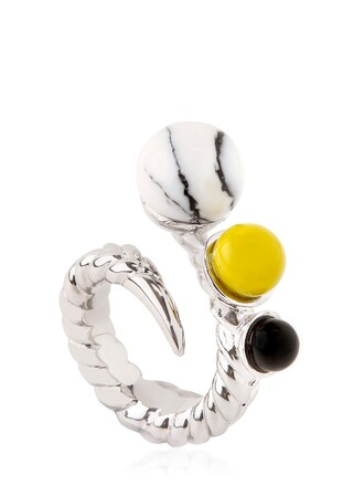 braid ring silver jewels