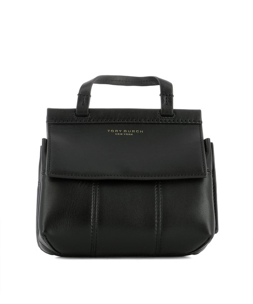 Tory Burch bag leather black black leather