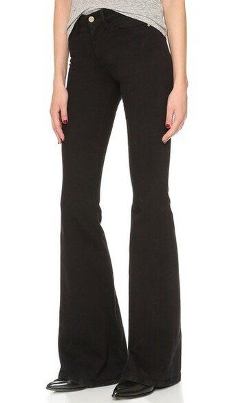 jeans flare jeans flare noir forever